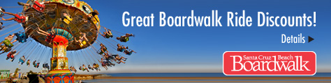 Great Boardwalk Ride Discounts. More Details >