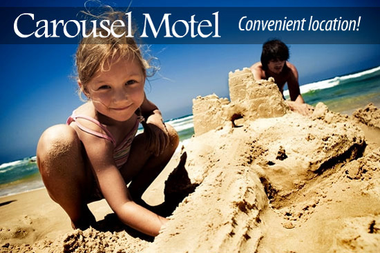 Photos Pertaining to Carousel Motel