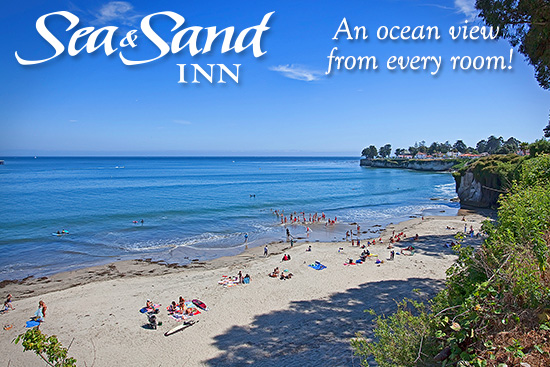 Sea & Sand Inn - Ocean view from every room - luxurious and romantic
