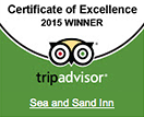 Winner Certificate of Excellence, 2015